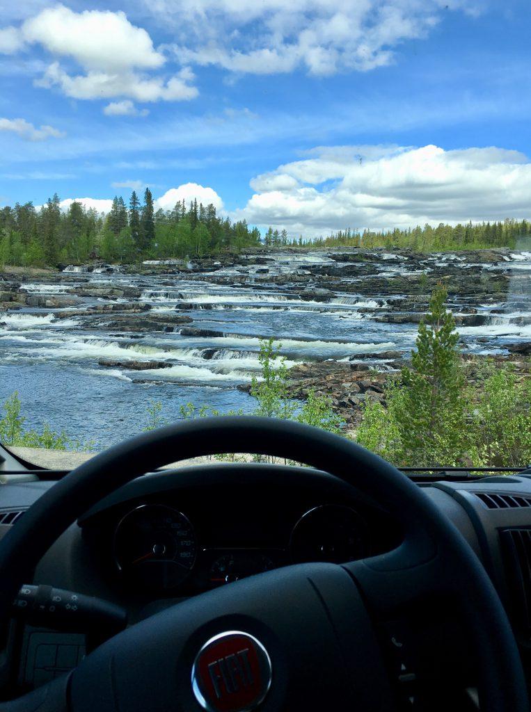 Roadtrip Skandinavien