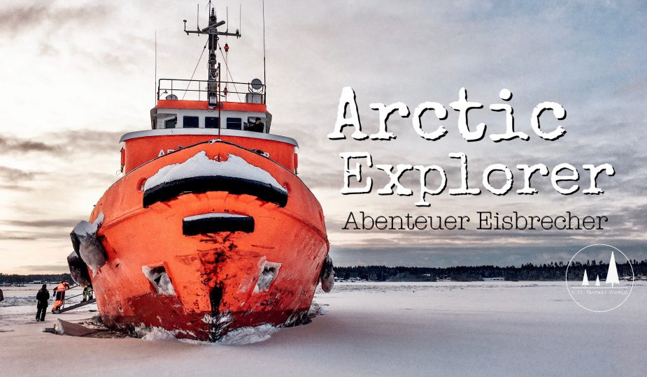 Arctic Explorer Eisbrecher Titelbild