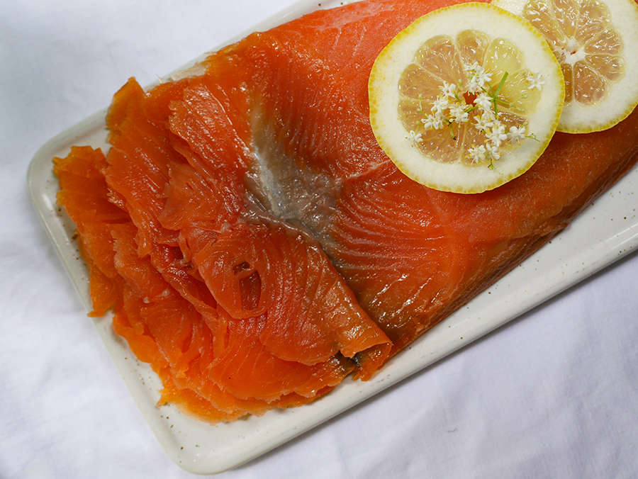 Graved Lachs by Mahtava