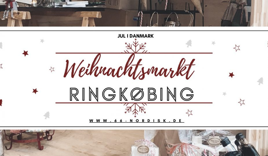 Weihnachtsmarkt Ringköbing Titelbild