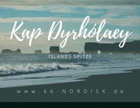Kap Dyrhólaey Titelbild
