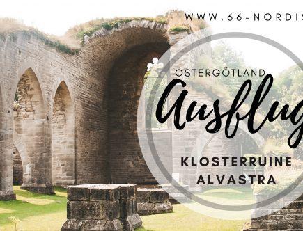 Klosterruine Alvastra Titelbild